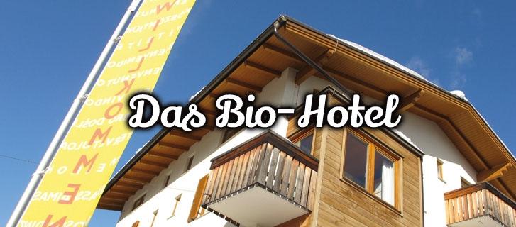Das Bio-Hotel am Semmering