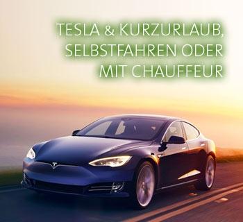 Das Tesla Kurzurlaubsangebot im Panoramahotel Wagner
