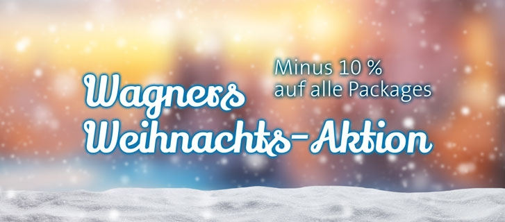 Wagners Weihnachtsaktion 2016