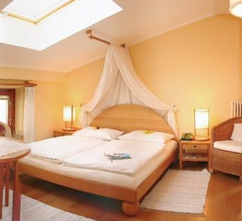 Kuschelige Zimmer im Panoramahotel Wagner